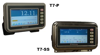T7-P & T7-SS Touch Screen Indicator