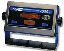 Digital Weighing Indicator Model 7000XLM