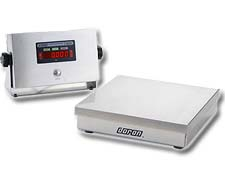 Stainless Steel Digital Bench/Floor Scale Model 7400