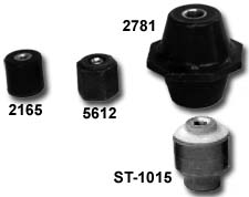 Load Cell Insulators
