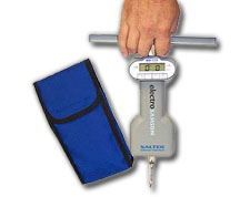 Hand Held Hanging Scale Model Electro Samson