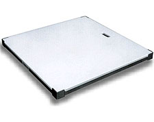 Removable Versadeck Polyethylene Floor Scale Base